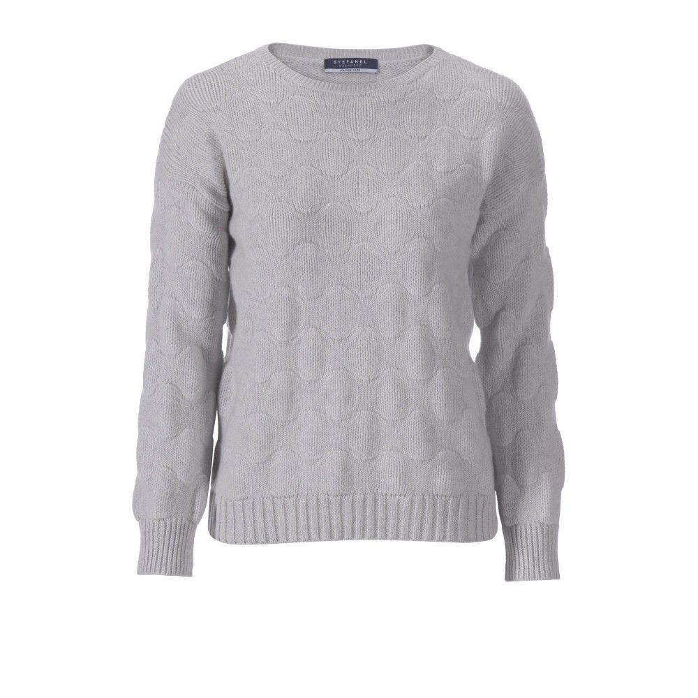 WOOL AND CASHMERE SWEATER - BL048DF1192 - 199,00