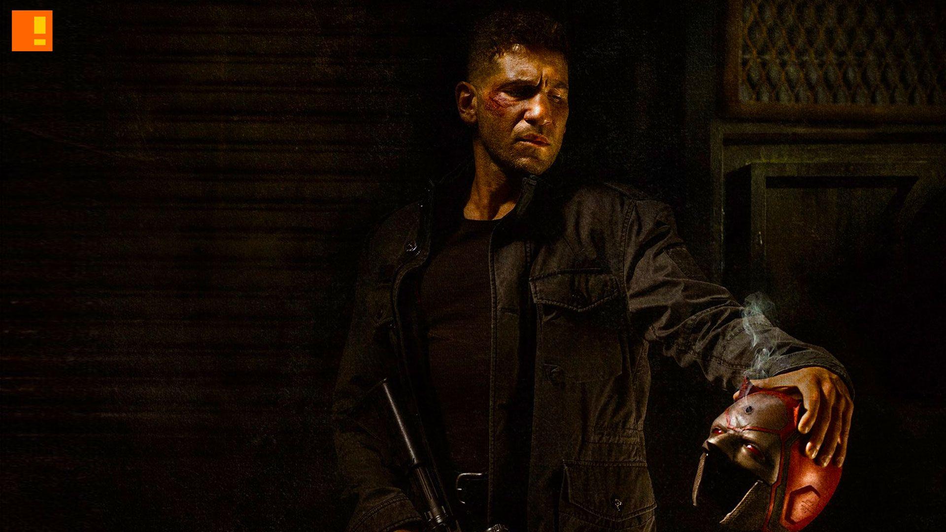 Marvel The Punisher Hd Wallpaper Punisher Netflix Jon Bernthal