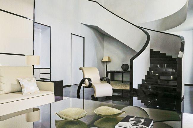 Lépure du design selon giorgio armani armani hotel living rooms