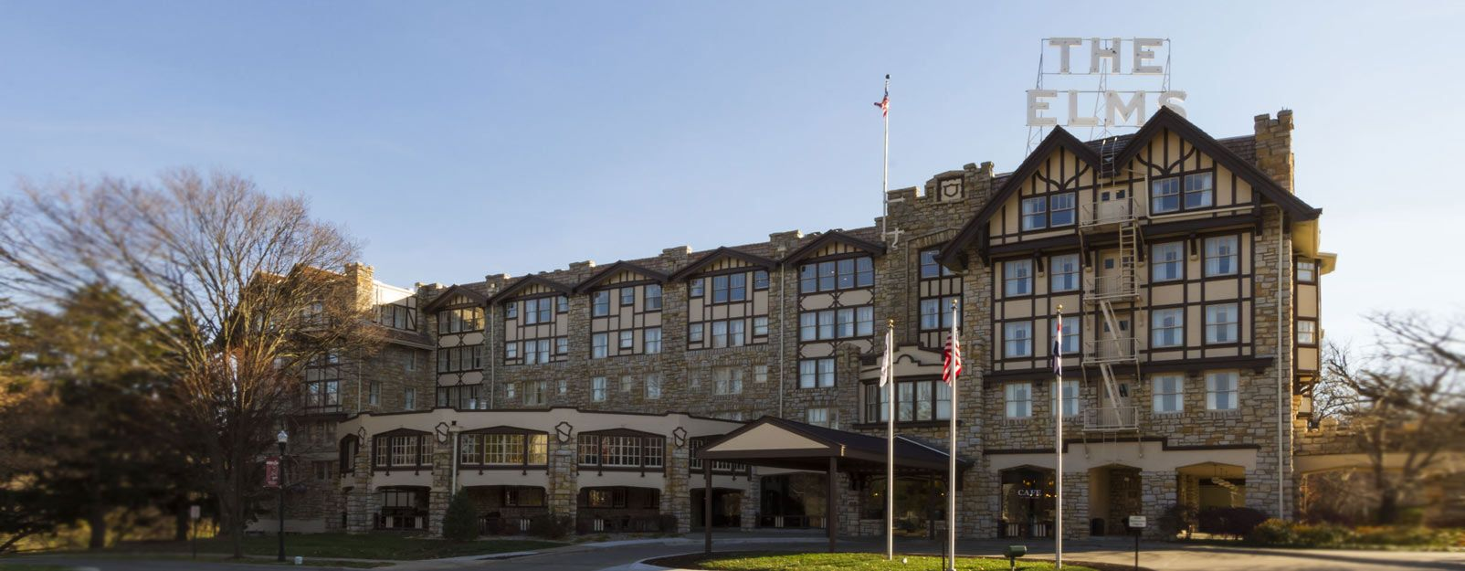 The Elms Hotel Excelsior Springs, MO
