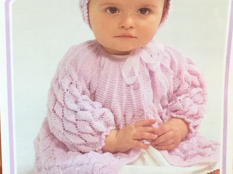 Ukeu seller vintage pdf knitting pattern baby girl diamond ukeu seller vintage pdf knitting pattern baby girl diamond pattern knitted yoke matinee jacket bankloansurffo Choice Image