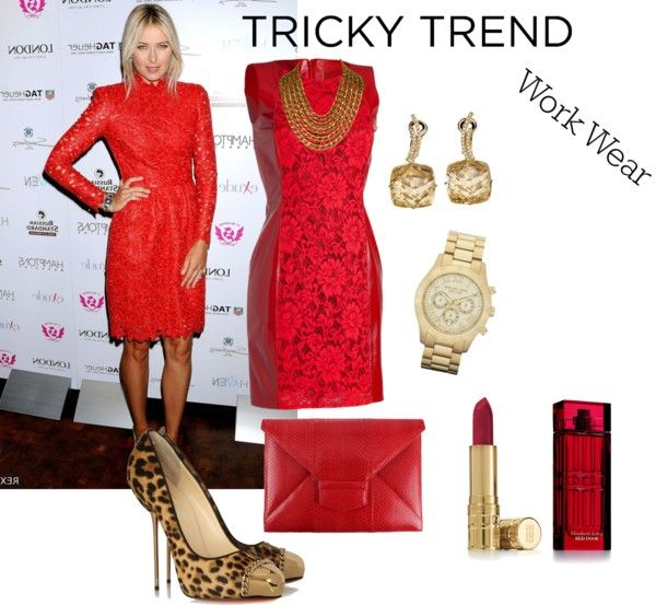 """""""lady in Red"""" by mrsjudah82 ❤ liked on Polyvore"""