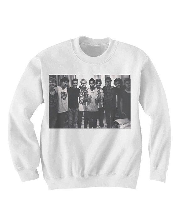651038c0d86 5sos Sweatshirt - One Direction Sweatshirt - 1D Sweatshirt Sweater -  Directioner Sweatshirt FAN0024 on Etsy
