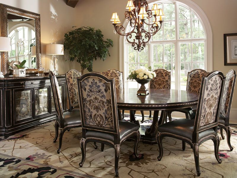 piazza san marco dining room from marge carson salle a diner mobilier de salle a