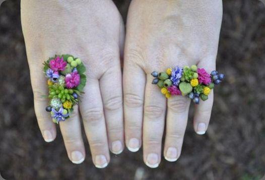 flower ring s