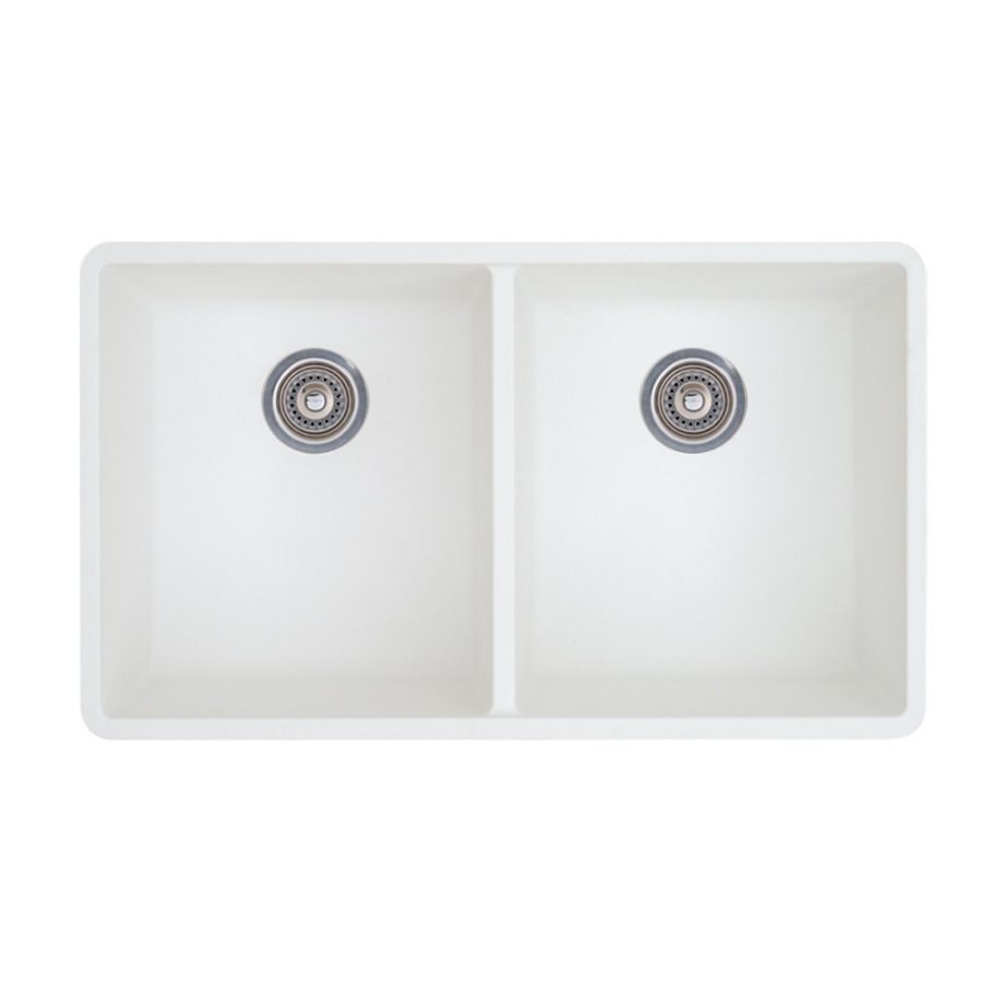 blanco precis double basin undermount granite kitchen sink kitchen rh pinterest com