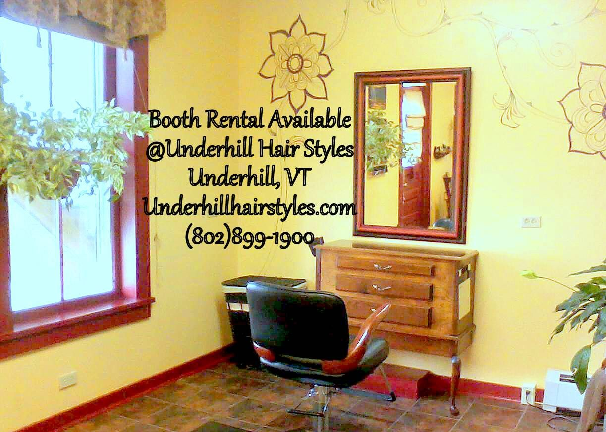Underhill Hair Styles PLC Underhill VT 05489