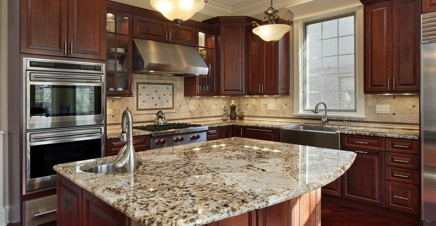 granite kitchen countertops beauty and value combined