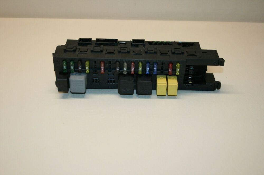 Sponsored eBay) 08-11 MERCEDES W219 W211 REAR TRUNK SAM ... on w123 fuse box, w126 fuse box, w124 fuse box,