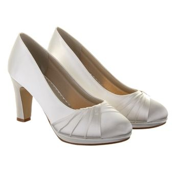 Wide Wedding Shoes For Bride Tbrb Info