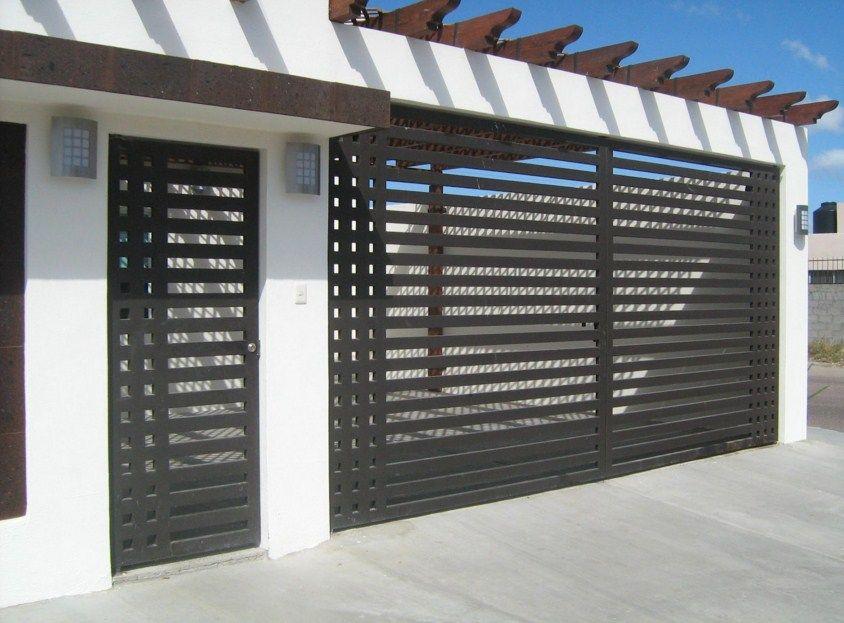 Fachadas De Casas Con Rejas Horizontales Rejas Para Casas Fachadas De Casas Modernas Rejas Modernas