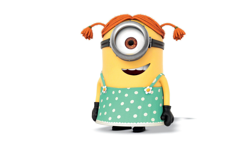 Minion Fille Minion En 2019 Minions Minions Quotes Et My Minion