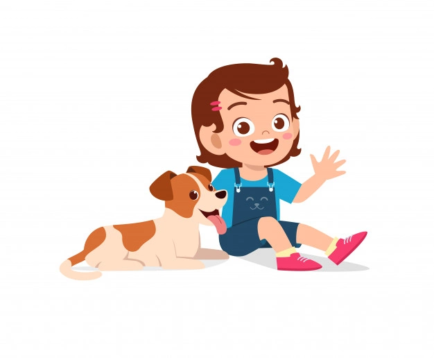 Colorfuelstudio Freepik Perros Para Ninos Perros Mascotas Ninos Lindos