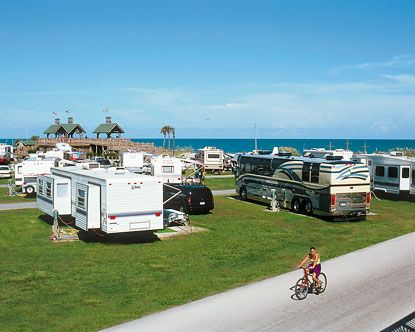 Myrtle Beach Campgrounds Travel Park