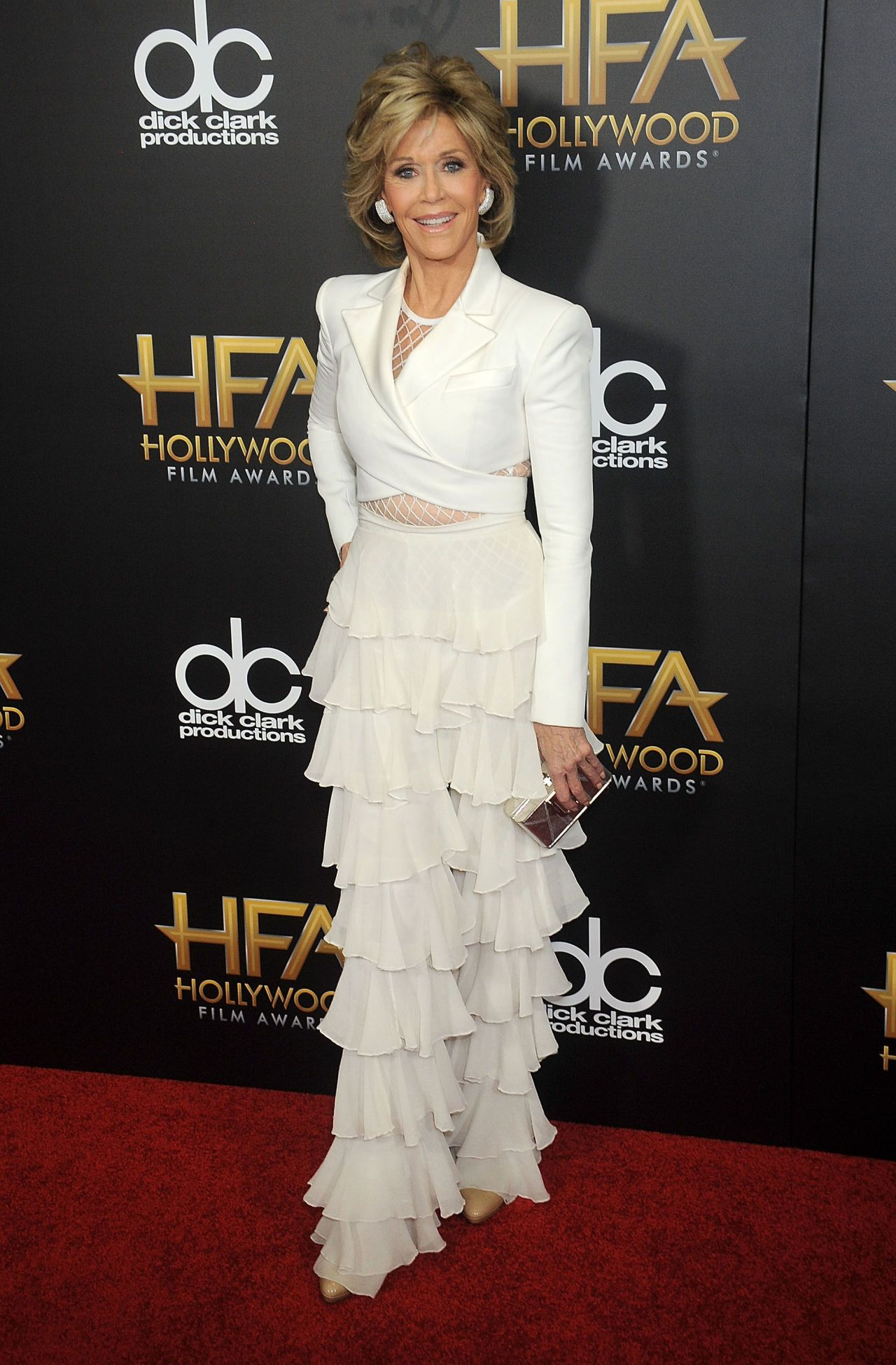 Jane Fonda Is Our Red Carpet Hero