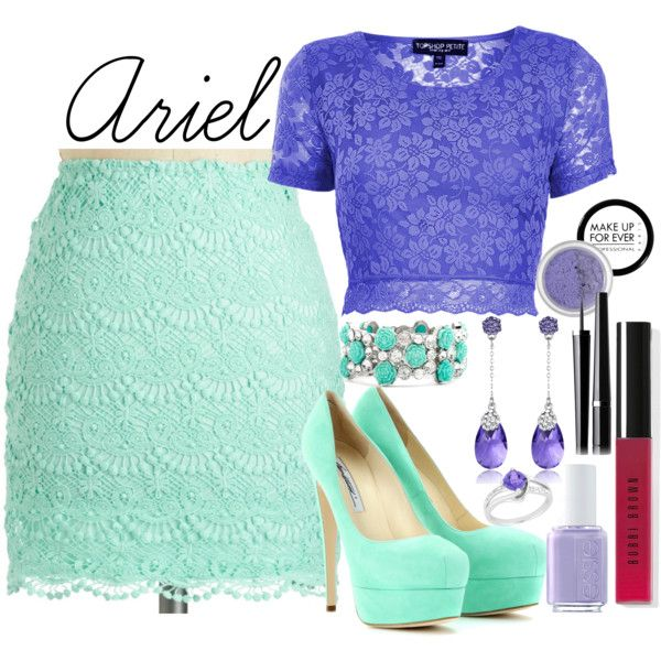 """""""Ariel: A Night On The Town"""" by helsingmusique on Polyvore"""