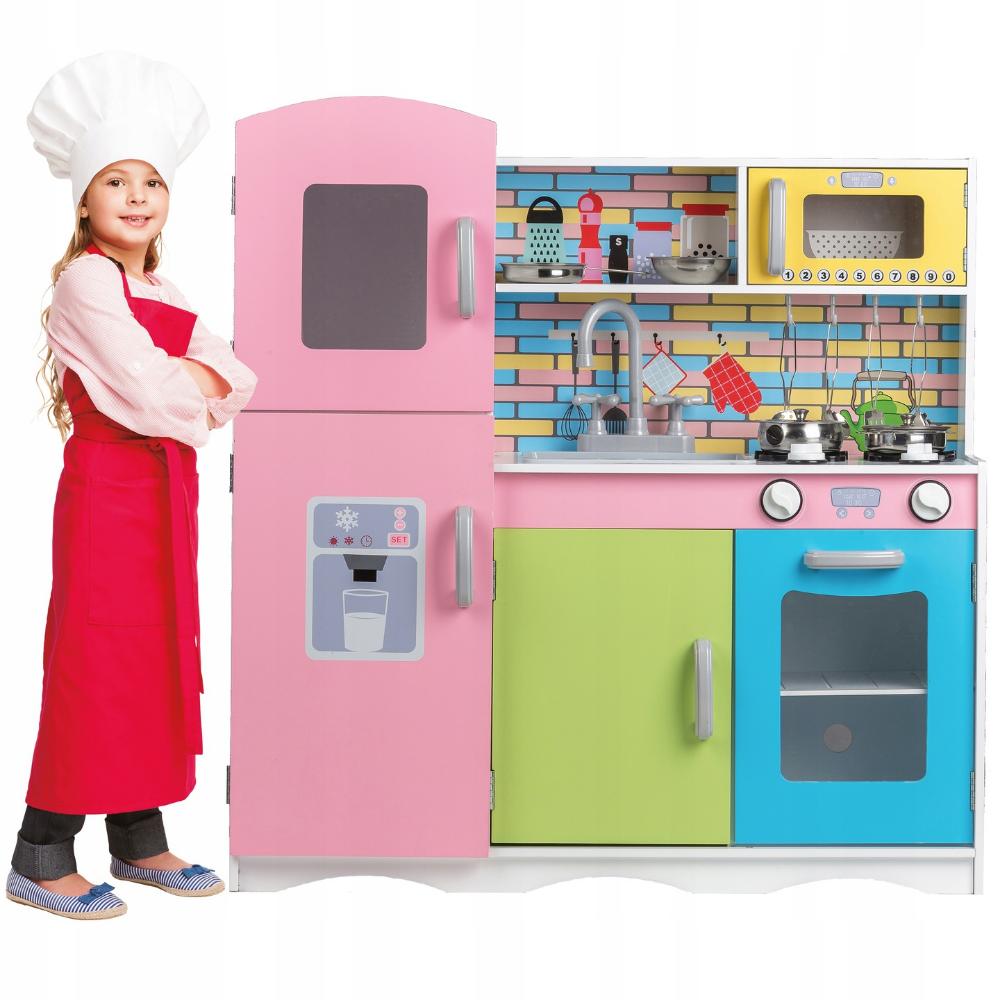 Pin On Drewniane Kuchnie Dla Dzieci