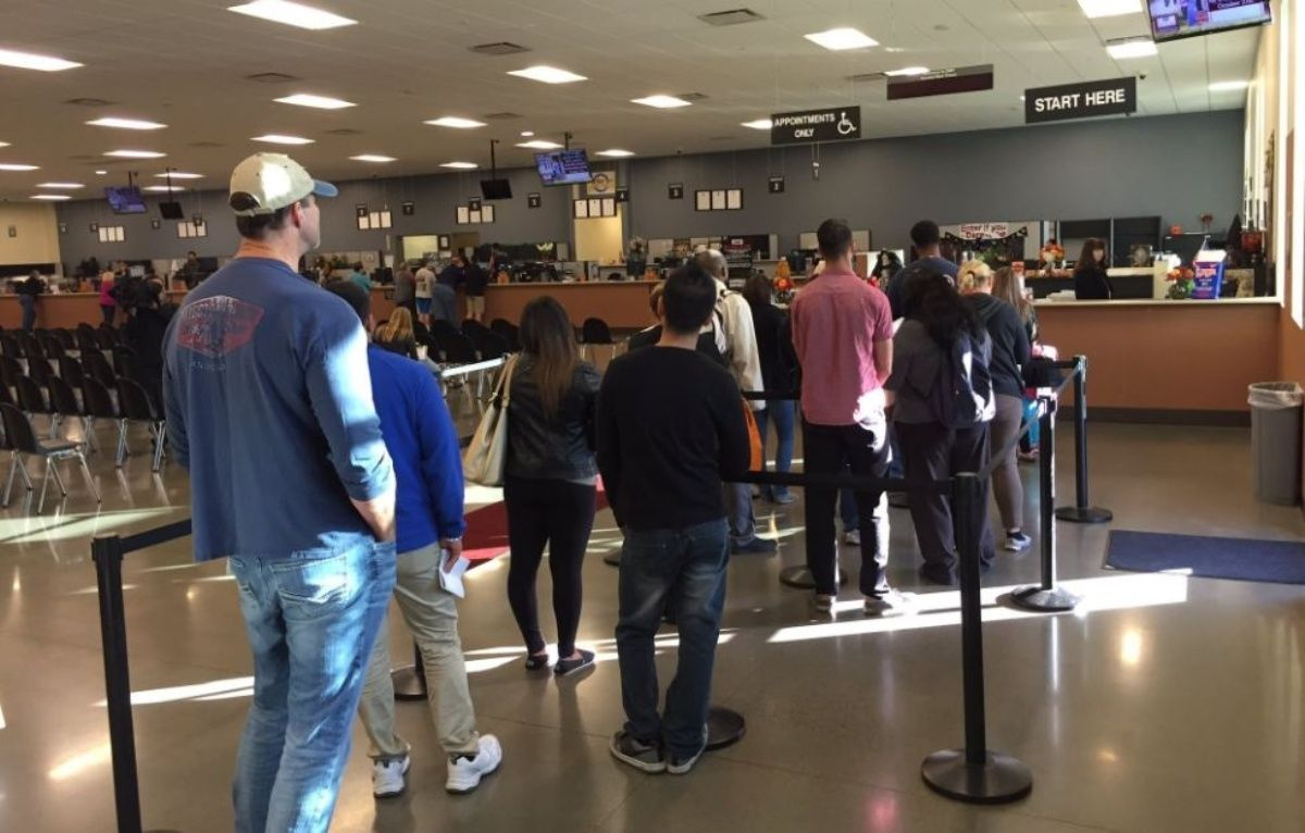California DMV outages could stretch into 4th day Dmv