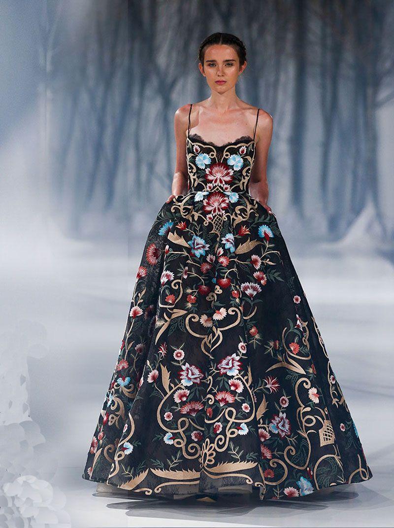 Secret Garden Wedding Dress Couture Gorgeous Dresses Evening Dresses [ 1071 x 800 Pixel ]