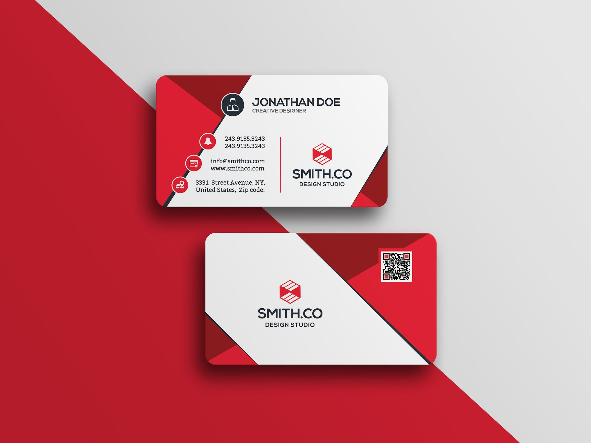 Do design amazing business cards, postcards, letterhead | Business ...