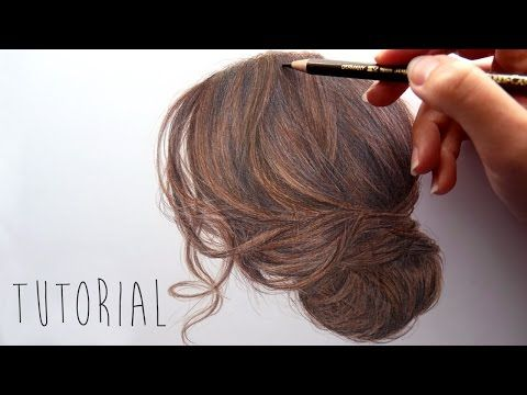 Tutorial How To Color Shade Different Skin Tones With Colored Pencils And Blending Techniques Youtube How To Draw Hair Drawing Hair Tutorial Hair
