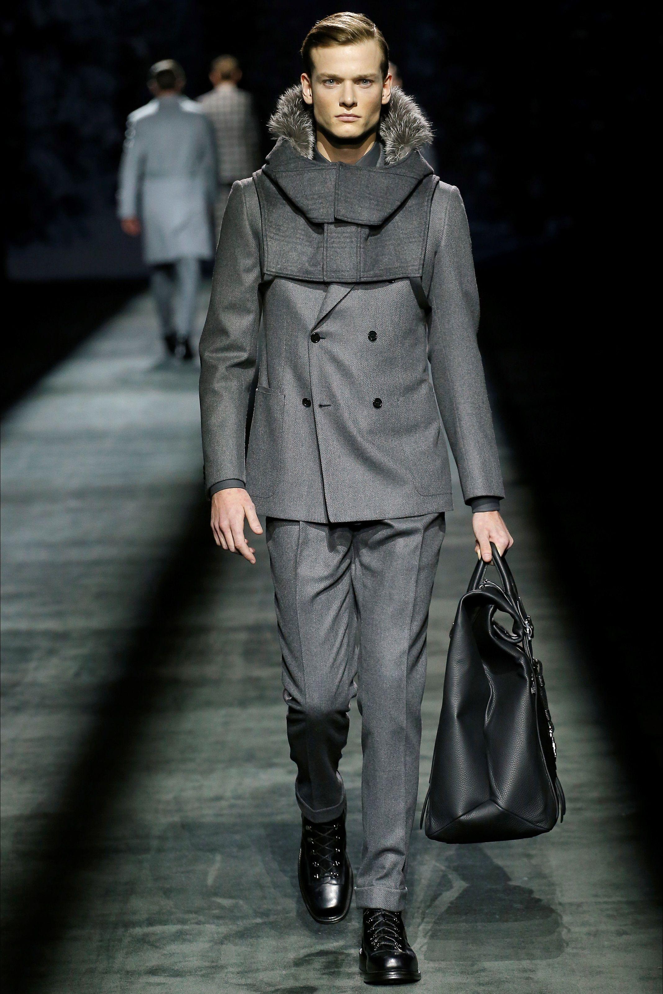 Sfilata Moda Uomo Brioni Milano - Autunno Inverno 2016-17 - Vogue ... 1d0b67742fb