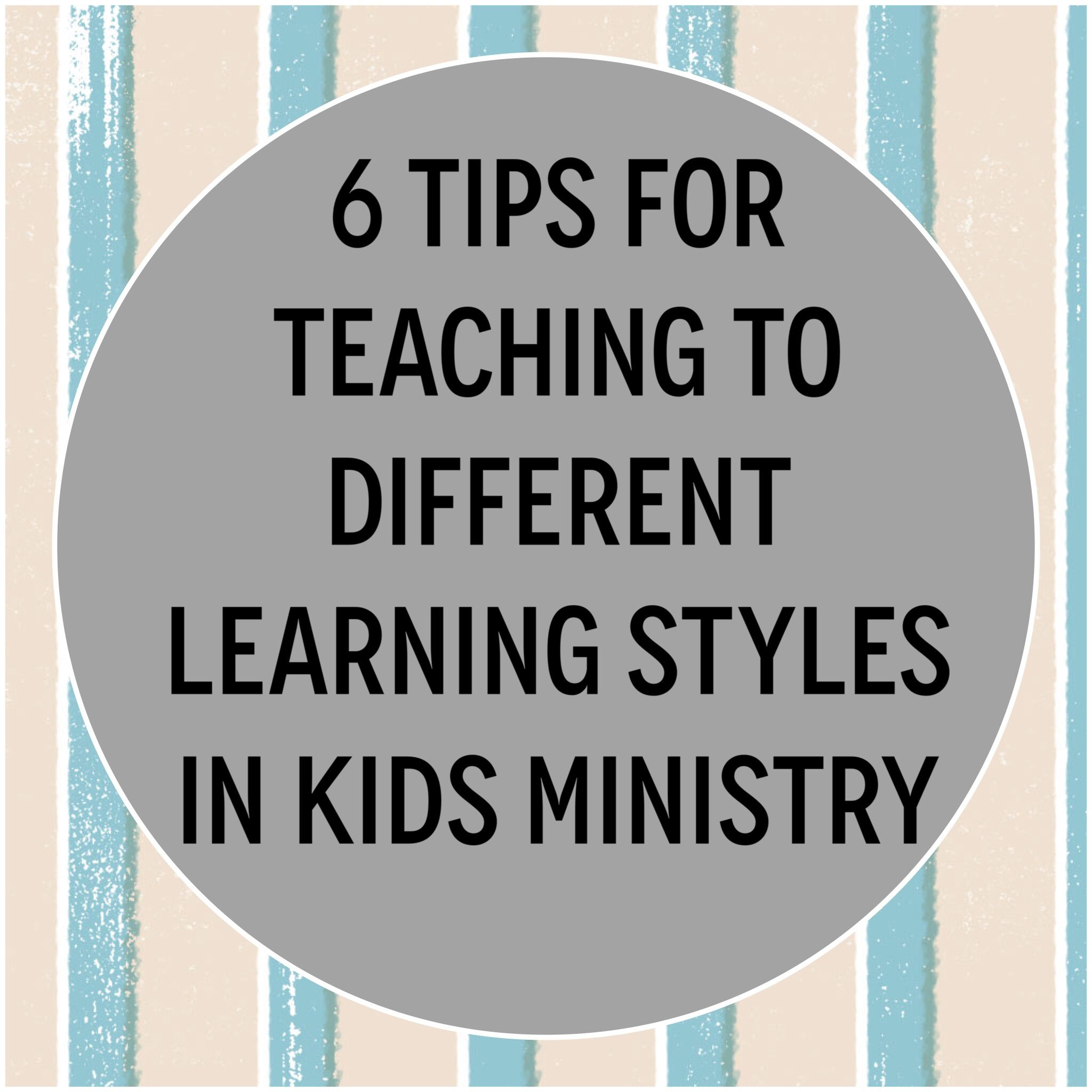 Missing Pages | Kids Ministry | Learning styles, Bible