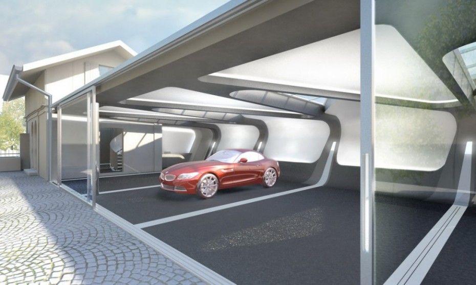 Cool Garages Ideas Parking Garage Design Cool Garage Ideas
