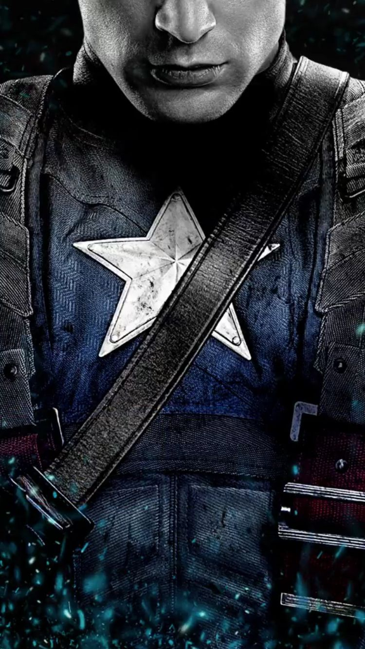 Captain America Civil War IPhone Wallpaper Posted On IGNs Snapchat Discover Page