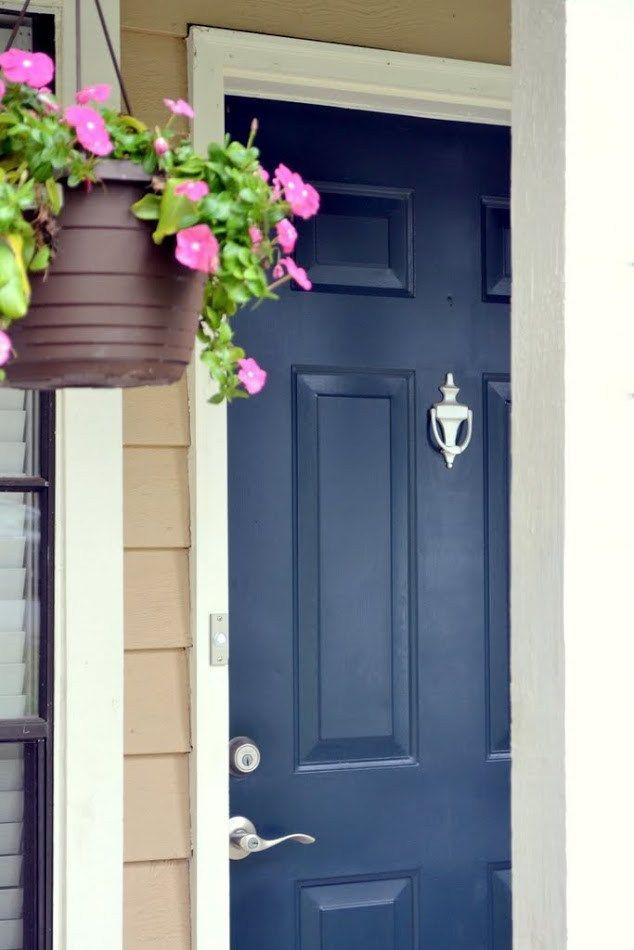 How To Replace A Doorbell Front Door Colors Larson Storm Doors Outdoor Decor