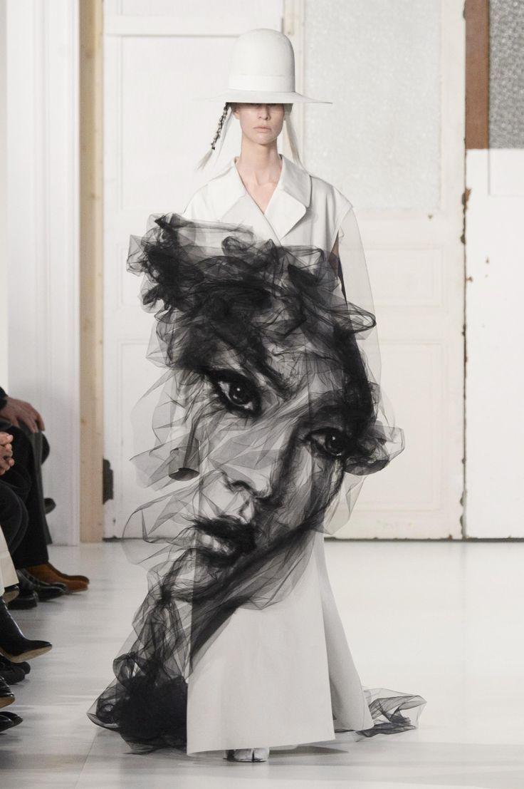 Défilé Maison Margiela Printemps-été 2017 Couture