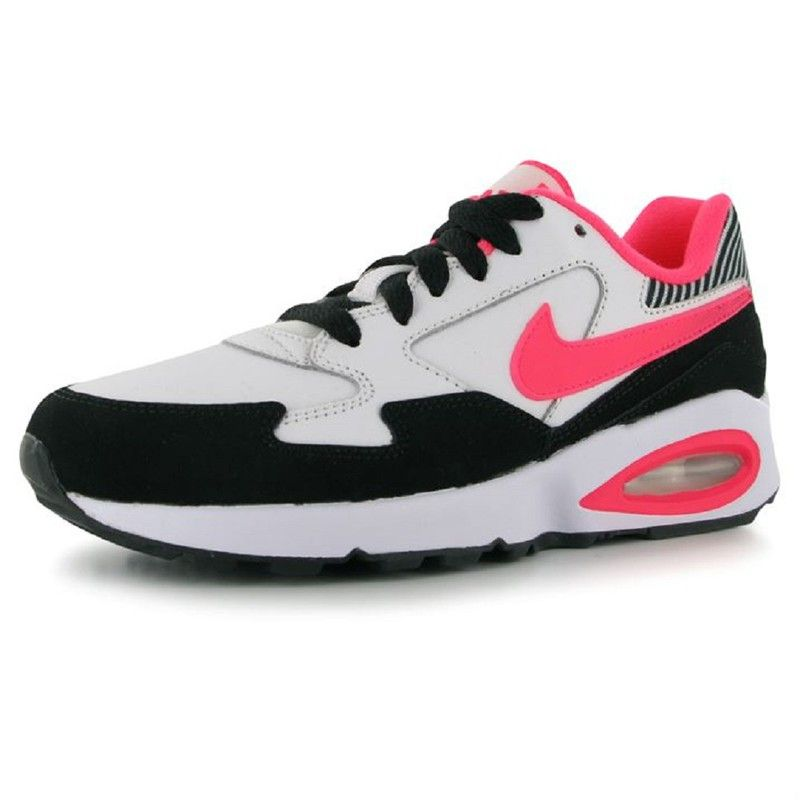 Nike Air Max ST GS Womens Trainers Pink