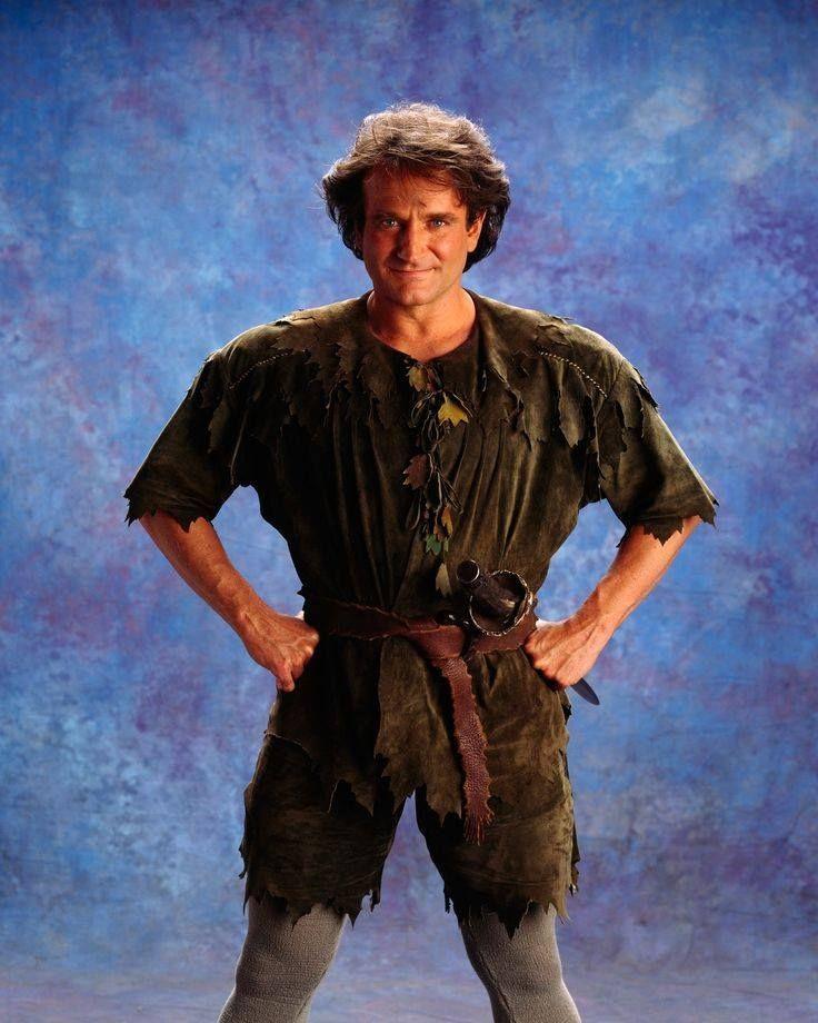 """Hook"" 1991 | Robin williams, Peter pan robin williams ..."