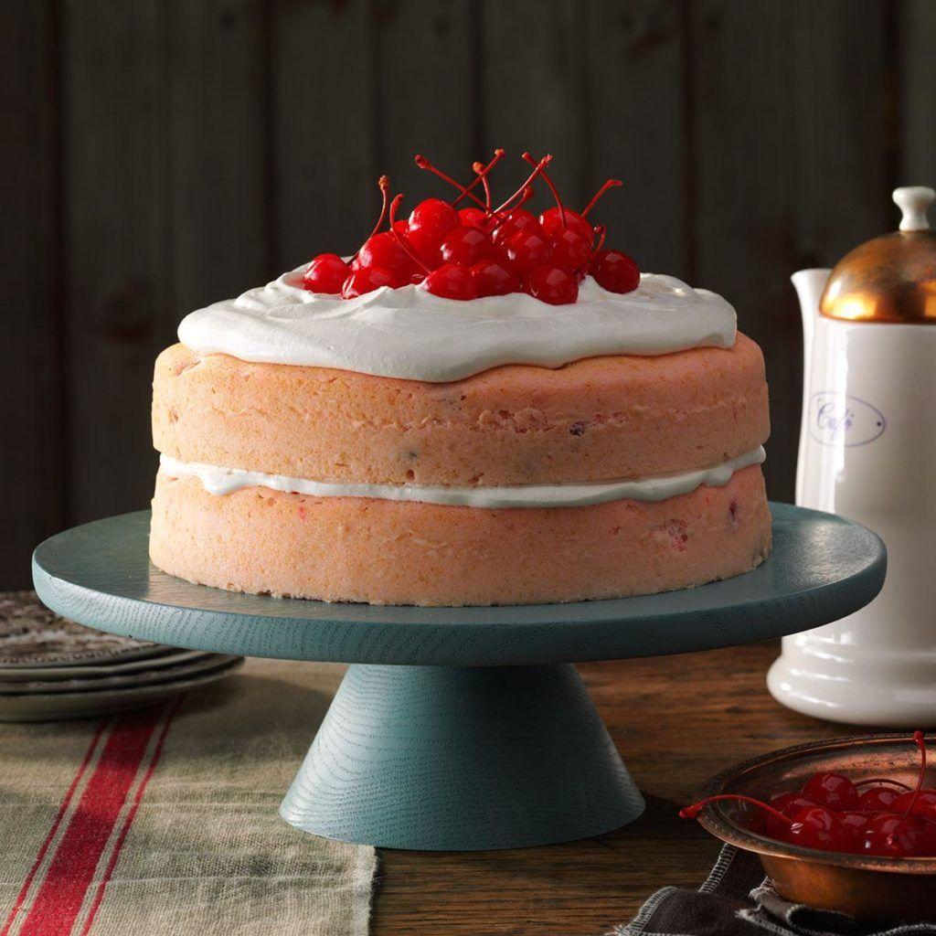 Cherry nut cake recipe in 2020 desserts cake dessert