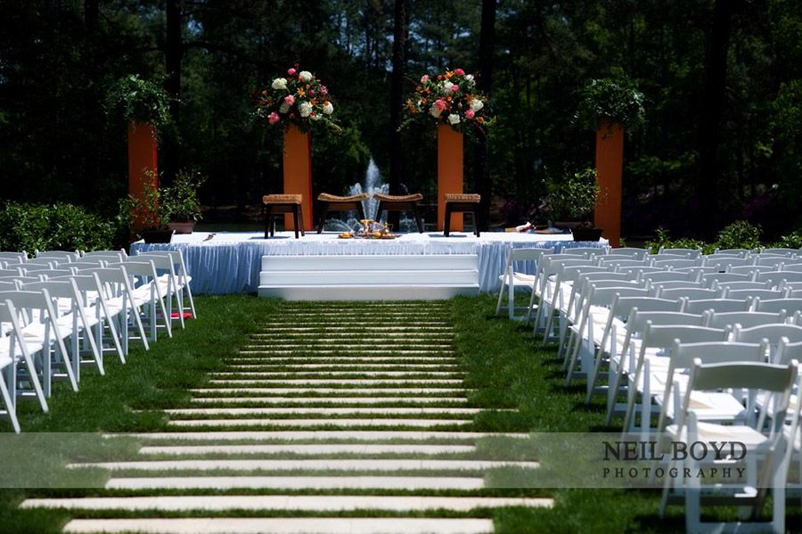 Raleigh Nc Outdoor Wedding Venue: The Umstead Hotel Weddings. Neil Boyd Photography. Raleigh
