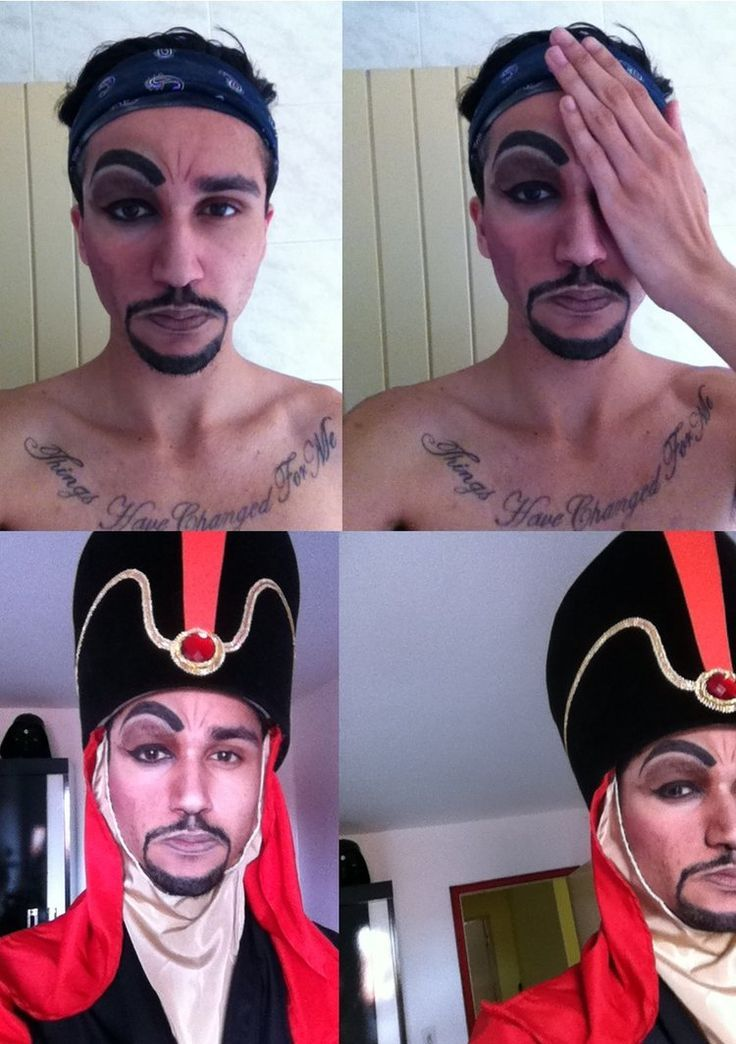 jafar maquillaje