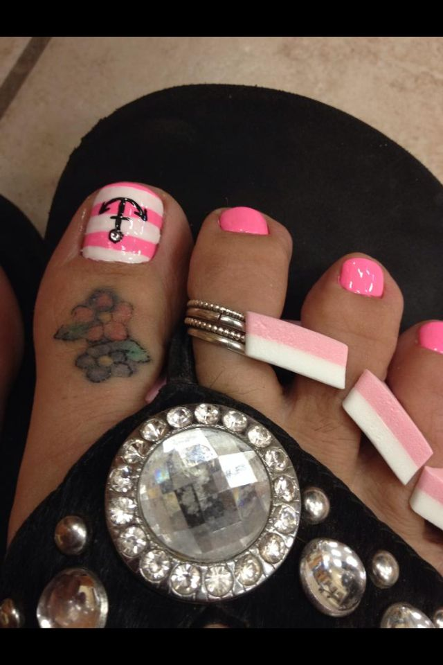 Cruise toes | Nails | Pinterest | Cruises, Pedicures and Toe nail ...