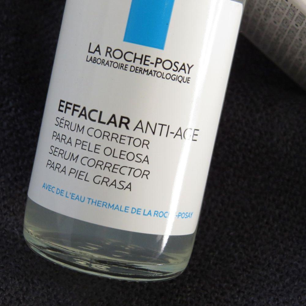 La RochePosay Effaclar Antiidade Serum Produtos de