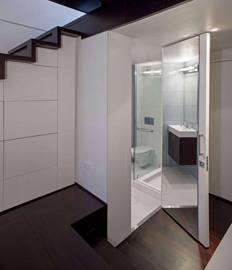 Bagno nel sottoscala nel 2019 design appartamento for Piccoli appartamenti di design