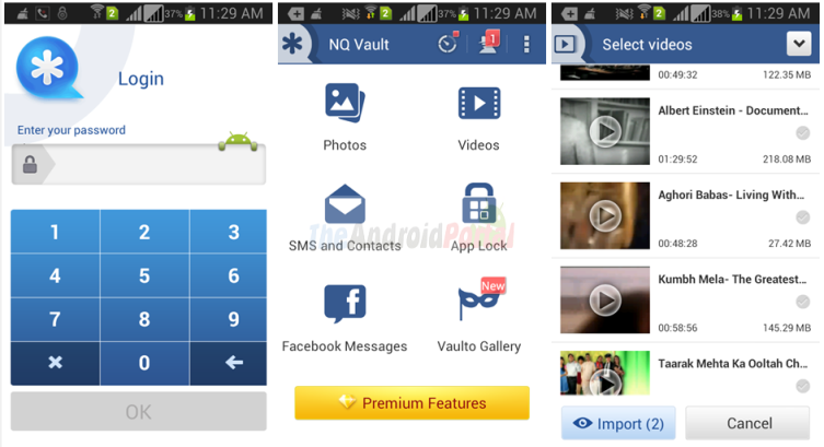 Hide Photos and Videos on Android How to Hide Pictures and
