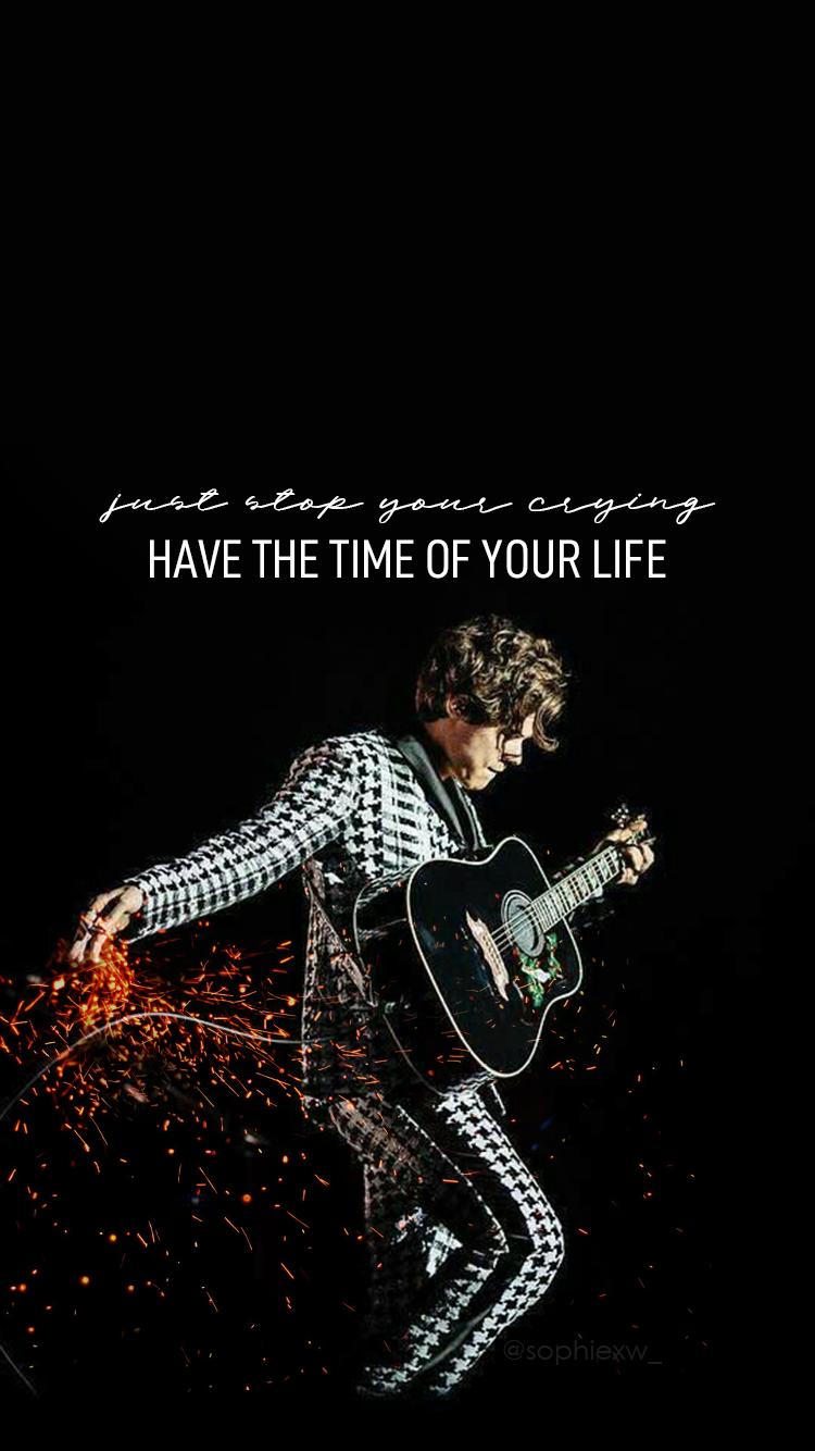 harry styles lyrics wallpaper Harry styles, Sfondi