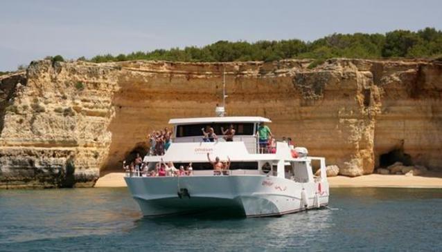 Algarve Things To Do My Destination Algarve Boat Trips