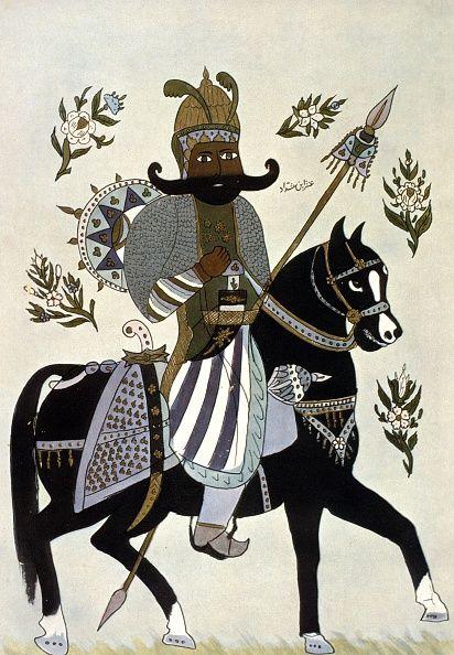 Antarah Ibn Shaddad Folk Art Amazing Paintings Ancient Books