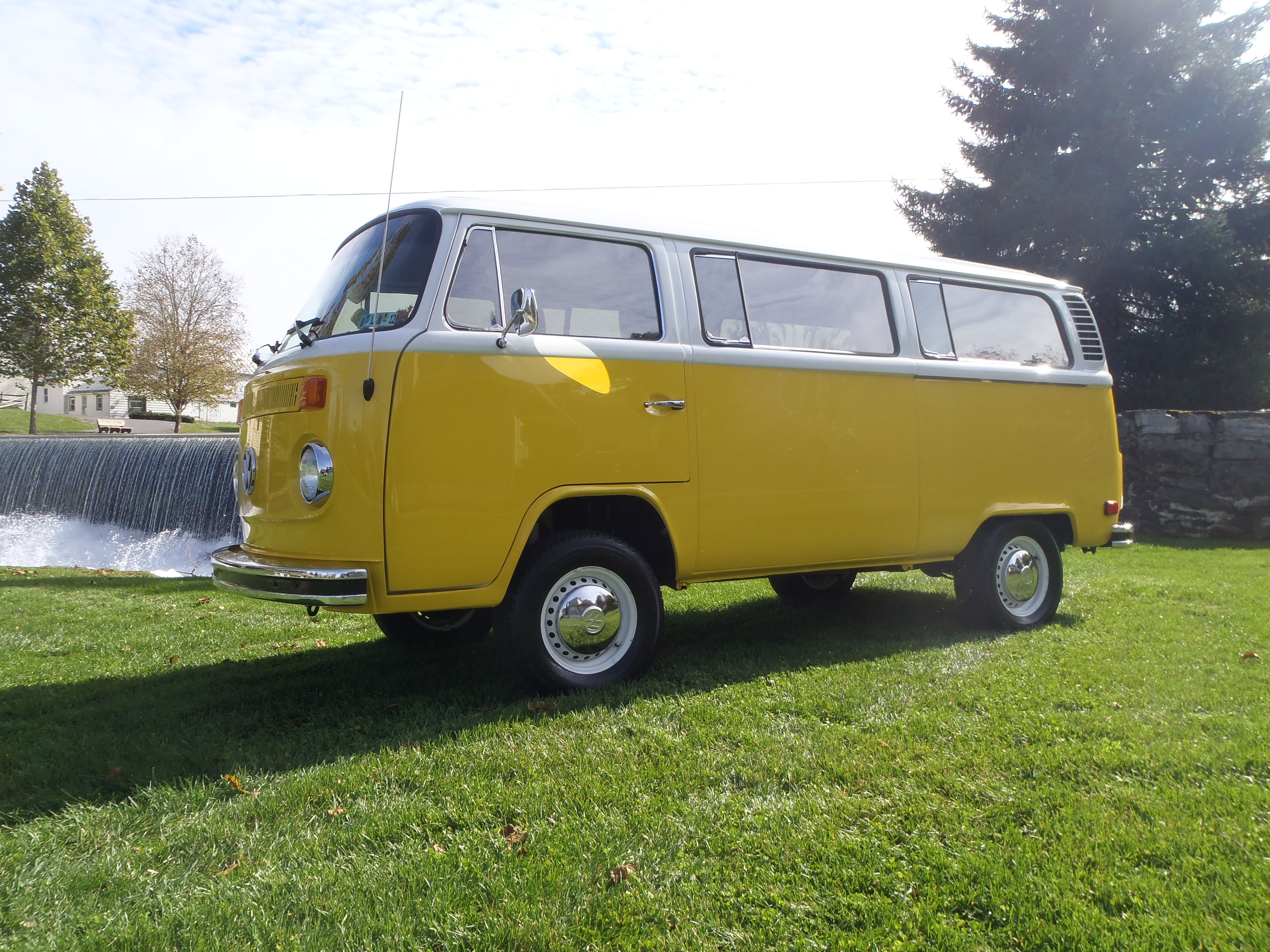 Check Out This 1977 Vw Type Ii Bus That Received A Frame Off