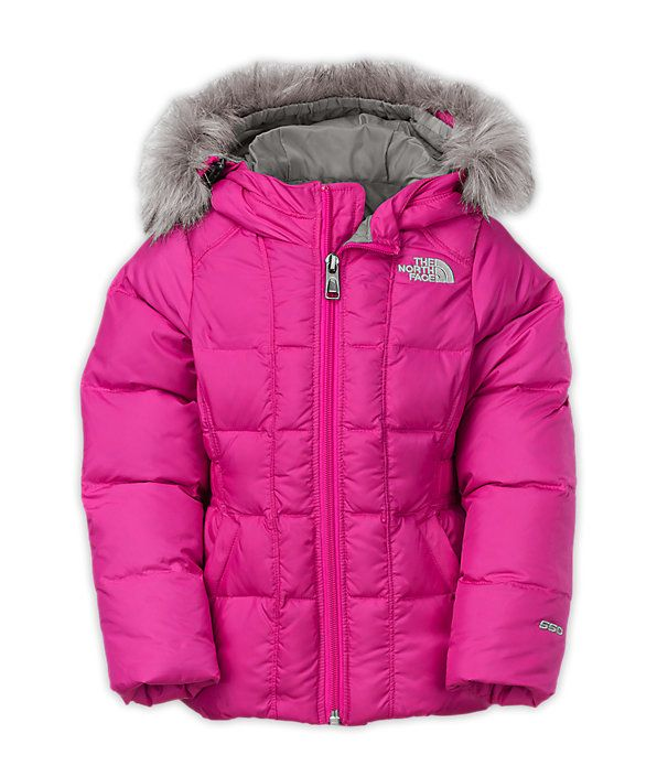 2a81b5a7c7 The North Face Kids' New Arrivals Jackets & Vests TODDLER GIRLS' GOTHAM  JACKET