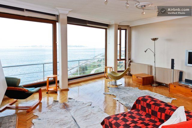 FLAT WITH HISTORICAL VIEW in Istanbul