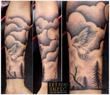 Super Tattoo Sleeve Cloud Backgrounds 25 Ideas Tattoo Background Cloud Tattoo Sleeve Tattoos
