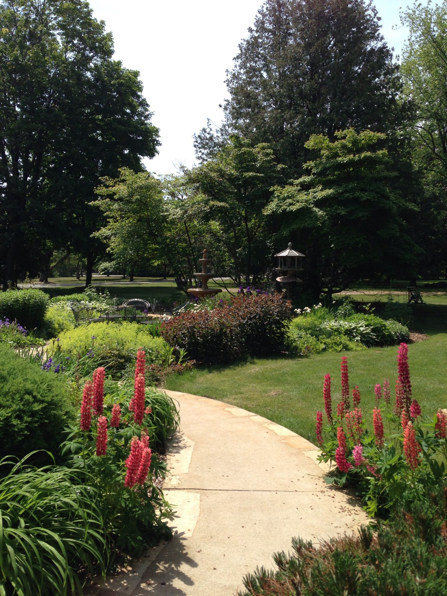Door County Wi Country House Resort Gardens Favorite Places