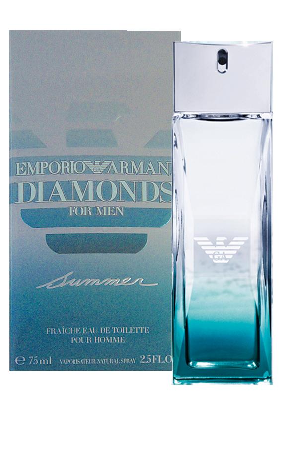 weich und leicht offiziell großer Diskontverkauf Emporio Armani Diamonds for Men by Giorgio Armani. in 2019 ...