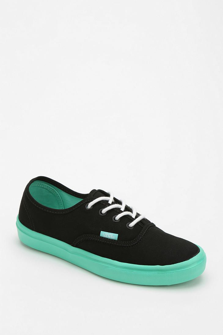 vans authentic lite neon sole women's sneaker nz